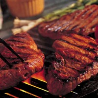 термично-обработено месо