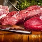 охладени и замразени меса
